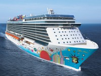 So wird die Norwegian Breakaway aussehen - © Foto: Norwegian Cruise Line