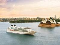 Die Odyssey gehört zu den neueren Schiffen der Seabourn Flotte - © Foto: Seabourn