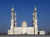 Staunen Sie über die Architektur  in Ra's al Chaimah - © Foto: Patrik Dietrich / fotolia.com