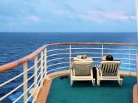 Kreuzfahrten laden zum Entspannen ein