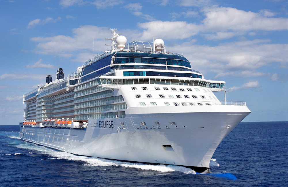 Celebrity Eclipse von Reederei Celebrity Cruises