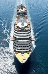 MSC Kreuzfahrten ist eine italienische Reederei