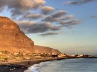 La Gomera zählt zu den kleineren Kanarischen Inseln