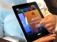 Im Qsine von Celebrity Cruises wird das Menü auf dem iPad präsentiert - © Foto: go7seas