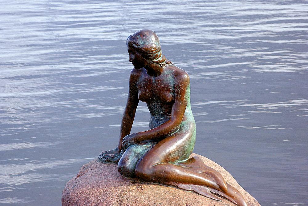 Kopenhagen - die kleine Meerjungfrau