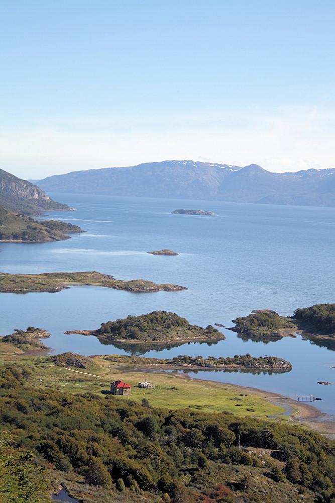 Fjorde in Patagonien