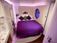 In der Studio-Kabine der Epic findet sich auf kleinem Raum alles, was Sie benötigen - © Foto: Norwegian Cruise Line