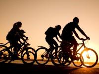 Radtour mit E-Bikes