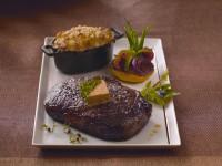 Ein saftiges Steak ist die Krönung eines herrlichen Kreuzfahrttages