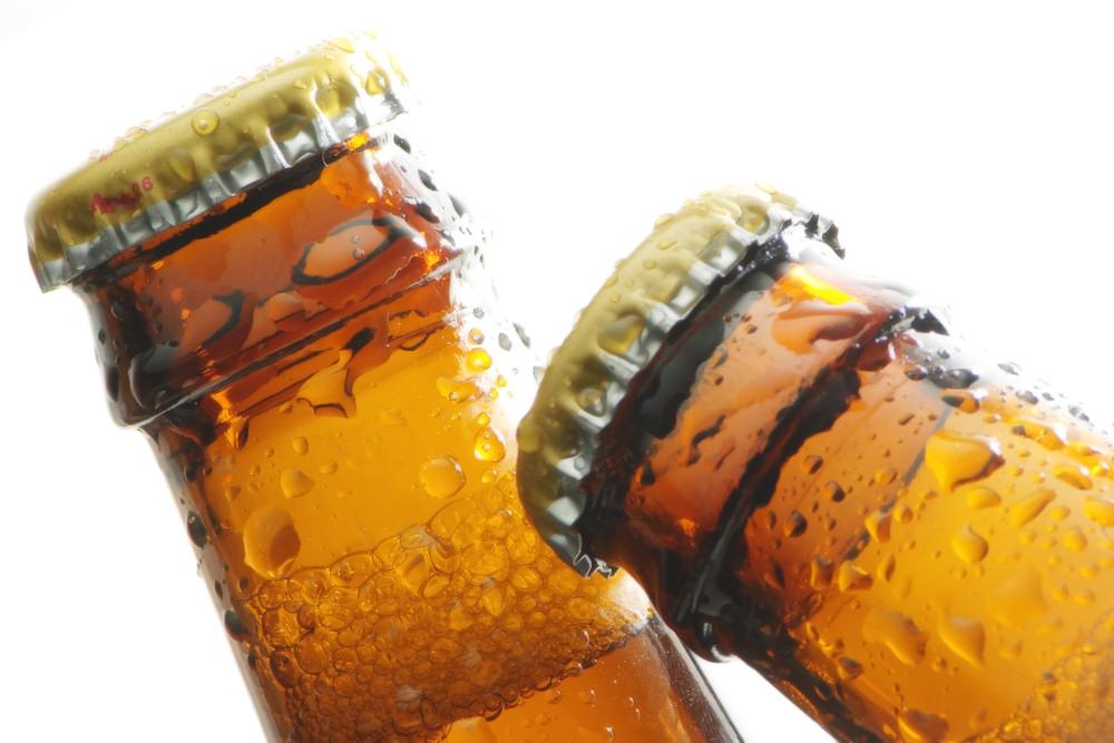 Erfrischen Sie sich mit einem kühlen Bier