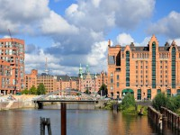 Das Internationale Maritime Museum in der Hamburger Speicherstadt - © Foto: thorabeti / fotolia.com