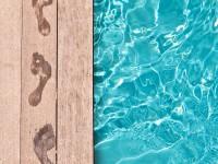 Pools sind der Inbegriff erholsamer Urlaubstage - hier können Sie sich treiben lassen - © Foto: Delphimages / fotolia.com