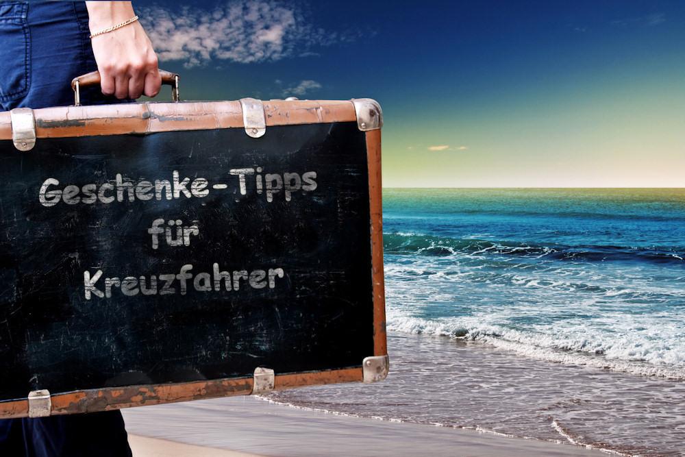 Die Geschenke Tipps helfen Ihnen das passende Geschenk für Kreuzfahrtfans zu finden!