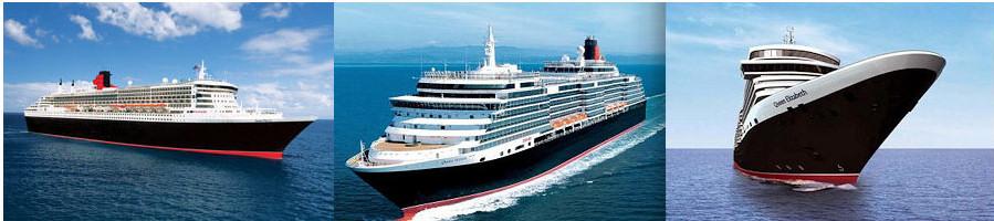 Eine Weltreise mit den Cunard Schiffen ist ein Erlebnis!