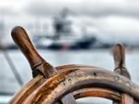 einmal Kapitän sein - auf einem Hausboot ist das möglich