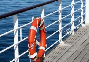 Die Seekrankheit kann jeden treffen