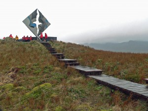 am Kap Hoorn kamen vor dem Bau des Panamakanals viele Seeleute ums Leben!