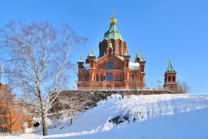 Assumption Kathedrale in Helsinki