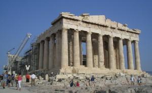 Der Parthenon