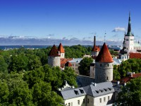 Die Altstadt Tallinns