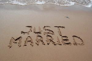 An Bord heiraten