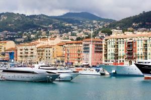 Hafenpanorama Nizza