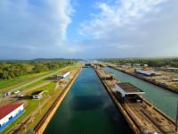 Eine Schleuse des Panamakanals / Foto: DazGee - Fotolia