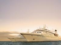 Seabourn Schwesterschiffe, hier exemplarisch Bild: Seabourn Cruise Line