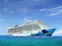 Die Norwegian Escape.Bild: © Norwegian Cruise Line.