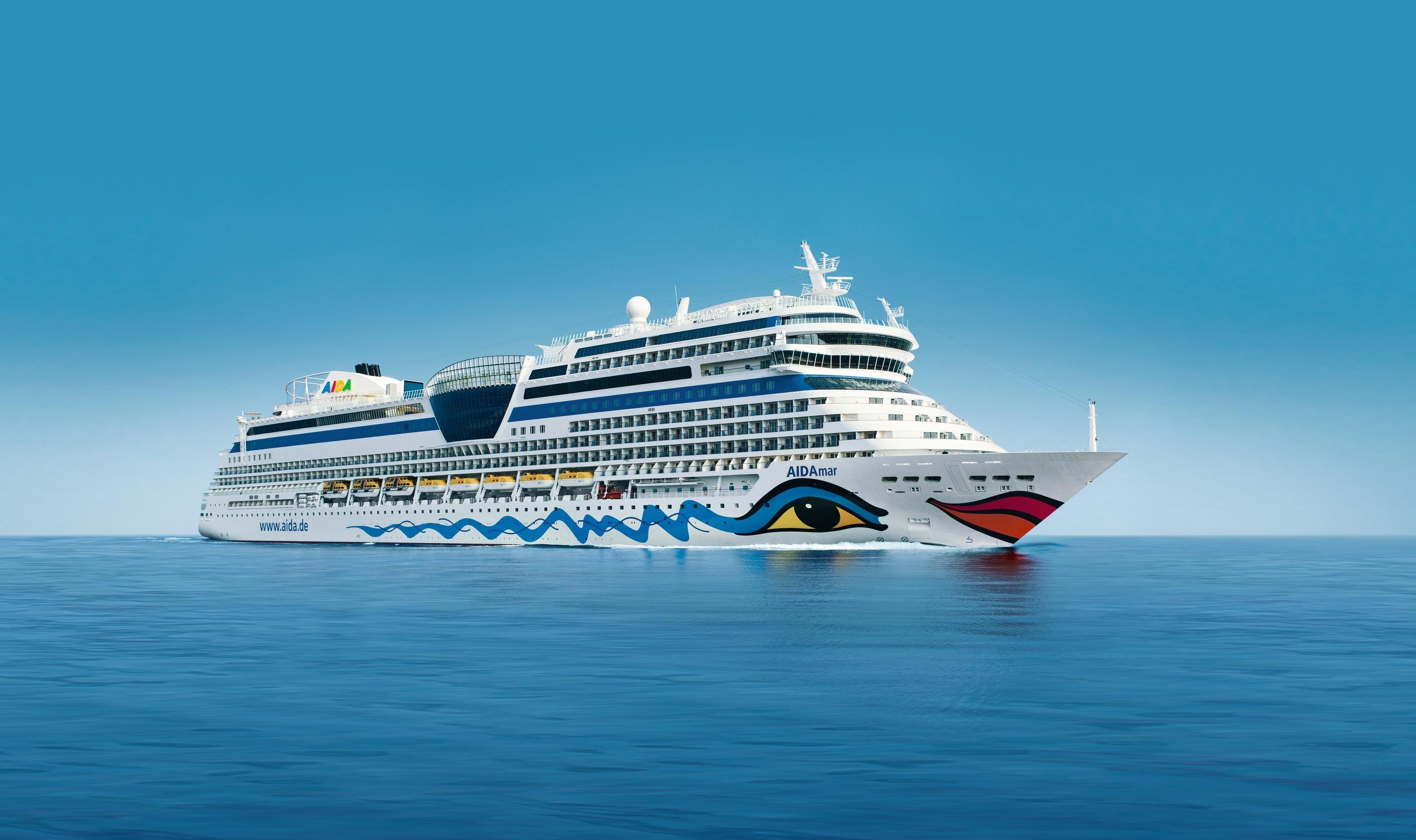 Neue Getränkepakete bei AIDA Cruises