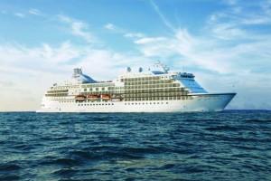 Zunächst besucht die Seven Seas Navigator das Trockendock. <br>  © Foto: Regent Seven Seas Cruises