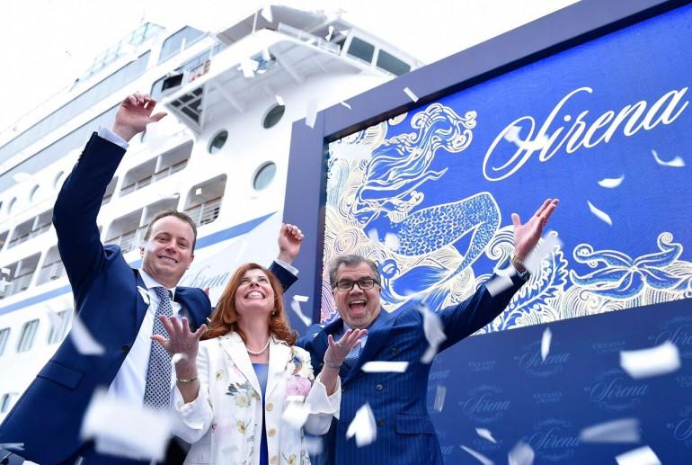 Oceania Cruises: Sirena