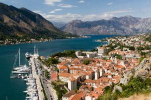 Der südlichste Fjord Europas bei Kotor