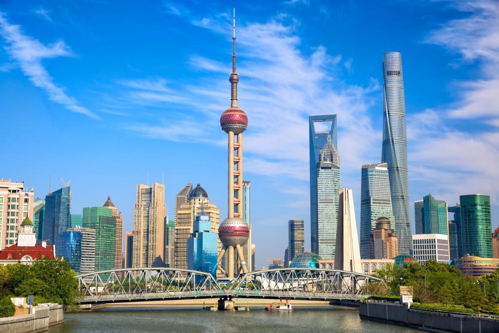Shanghai, China, Asien