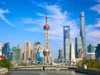 Die beeindruckende Skyline in Shanghai. © Foto: Dibrova / Fotolia.com
