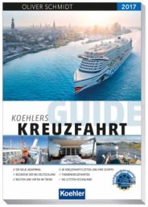 Koehlers Guide Kreuzfahrt 2017  © Bild: Koehlers Verlagsgesellschaft