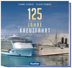 Buchcover von 125 Jahre Kreuzfahrt