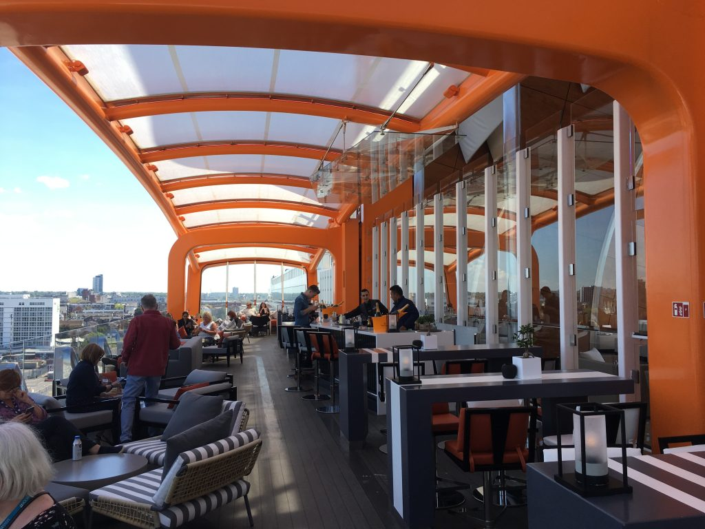 Magic Carpet auf der Celebrity Edge