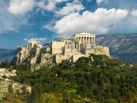 Die Akropolis in Athen. Foto: Fotolia