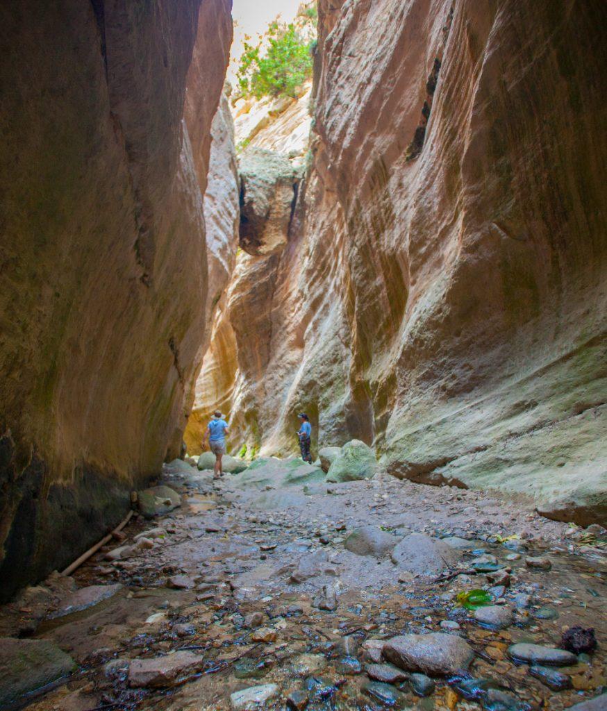 Die Avakas-Schlucht befindet sich im Westen der Insel. Quelle: Cyprus Tourism Board #visitcyprus